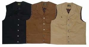 Wyoming Traders  Bronco Vest - Youth
